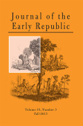 <i>Collegiate Republic: Cultivating an Ideal Society in Early America</i> by Margaret Sumner (review)