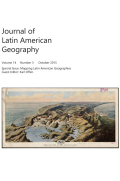 Introduction: Mapping Latin American Geographies