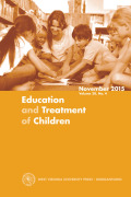Empowering Teachers with Low-Intensity Strategies to Support Academic Engagement: Implementation and Effects of Instructional Choice for Elementary Students in Inclusive Settings