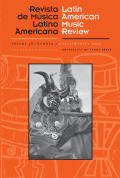 <i>Whose National Music? Identity, Mestizaje, and Migration in Ecuador</i> by Ketty Wong (review)