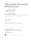 Concurrent Contents: Recent and Classic References at the Interface of Philosophy, Psychiatry, and Psychology