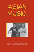 <i>Lives in Chinese Music</i> ed. by Helen Rees (review)