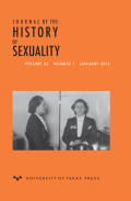 <i>Policing Sexuality: The Mann Act and the Making of the FBI</i> by Jessica Pliley (review)