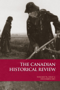 <i>Hurrah Revolutionaries: The Polish Canadian Communist Movement, 1918–1948</i> by Patryk Polec (review)