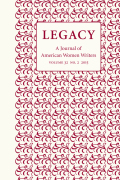 <i>Writing through Jane Crow: Race and Gender Politics in African American Literature</i> by Ayesha K. Hardison (review)