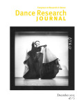 <i>Dancers as Diplomats: American Choreography in Cultural Exchange</i> by Clare Croft (review)