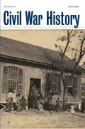 <i>Kentucky Confederates: Secession, Civil War, and the Jackson Purchase</i> by Berry Craig (review)