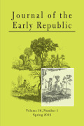 <i>The Ragged Road to Abolition: Slavery and Freedom in New Jersey, 1775-1865</i> by James J. Gigantino (review)