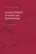 The Role of Relationship Type, Risk Perception, and Condom Use in Middle Socioeconomic Status Black Women's HIV-prevention Strategies