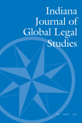 Some Newly Emergent Geographies of Injustice: Boundaries and Borders in International Law