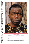 Chinua Achebe: The Ironies of History Dancing with the Politics of Literature