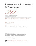 Recent and Classic References at the Interface of Philosophy, Psychiatry, and Psychology