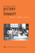 The Homophile Is a Sexual Being: Wallace de Ortega Maxey's Pulp Theology and Gay Activism