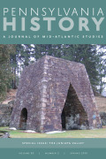 <i>Robert Morris's Folly: The Architectural and Financial Failures of an American Founder</i> by Ryan K. Smith (review)
