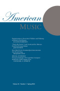 <i>Neoclassical Music in America: Voices of Clarity and Restraint</i> by R. James Tobin (review)