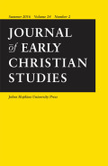 <i>Early Christian Monastic Literature and the Babylonian Talmud</i> by Michal Bar-Asher Siegal (review)