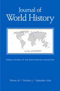 <i>Muscular Nationalism: Gender, Violence, and Empire in Ireland and India, 1914–2004</i> by Sikata Banerjee (review)