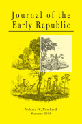 Introduction: Politics in and of Women's History in the Early American Republic
