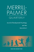 The Joint Effect of Peer Victimization and Conflict With Teachers on Student Engagement at the End of Elementary School