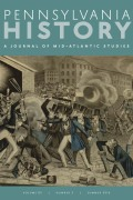 <italic>Anglicizing America: Empire, Revolution, Republic</italic> ed. by Ignacio Gallup-Diaz, Andrew Shankman, David J. Silverman (review)