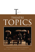 On the Case for Devising Theatre for Social Justice on College Campuses