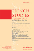 <italic>Transforming Tales: Rewriting Metamorphosis in Medieval French Literature</italic> by Miranda Griffin (review)