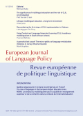 The role of languages in the European Higher Education Area