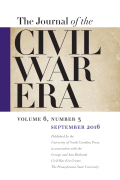 <italic>Lens of War: Exploring Iconic Photographs of the Civil War</italic> ed. by J. Matthew Gallman and Gary W. Gallagher (review)