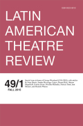 <italic>Performance, Identity, and Immigration Law: A Theatre of Undocumentedness</italic> by Guterman Gad (review)