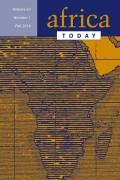 <italic>How Long Will South Africa Survive? The Looming Crisis</italic> by R. W. Johnson (review)