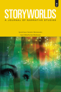 Storyworlds: A Journal of Narrative Studies cover