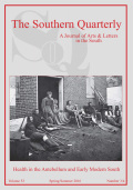 Ill and Injured Children on Antebellum Slave Plantations: A Dangerous Childhood