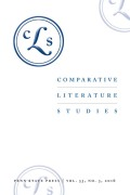 <italic>Literature of the Global Age: A Critical Study of Transcultural Narratives</italic> by Maurizio Ascari (review)