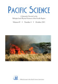 The Contemporary Scale and Context of Wildfire in Hawai'i