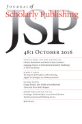 Creating a National Open Access Journal System: The Korean Journal Publishing Service