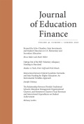 Interactions between Federal Academic Earmarks and State Funding for Higher Education: An Instrumental Variables Approach