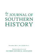 <i>Slavery and Forced Migration in the Antebellum South</i> by Damian Alan Pargas (review)