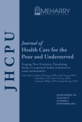 Health care eligibility and availability and health care reform: Are we addressing rural women's barriers to accessing care?
