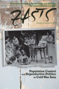 Cold War Population Science and Politics in Asia