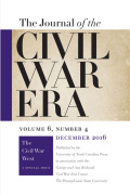 <i>The Civil War and Reconstruction in Indian Territory</i> ed. by Bradley R. Clampitt (review)