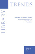 "Libraries and a ""Better Life for All"": The Politics, Processes, and Promises of the South African <i>LIS Transformation Charter</i>"