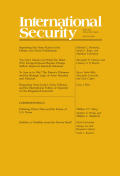 Stability or Volatility across the Taiwan Strait?