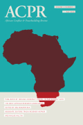 The Responsibility to Protect and the African Governance Architecture: Explaining the Nexus
