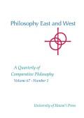 <i>Whose Tradition? Which Dao? Confucius and Wittgenstein on Moral Learning and Reflection</i> by James F. Peterman (review)