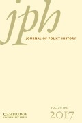 The Price of Institutional Design: Biased Territorial Representation and Argentina's Great Depression, 1998–2002