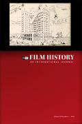 Recent Books in Film History