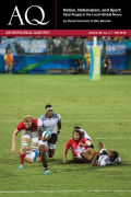 Nation, Nationalism, and Sport: Fijian Rugby in the Local–Global Nexus