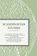 <i>The Sámi Peoples of the North: A Social and Cultural History</i> by Neil Kent (review)