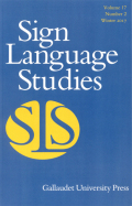 A Cross-Linguistic Analysis of Fingerspelling Production by Sign Language Interpreters