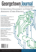 A Three-Layer Framework for a Comprehensive National Cyber-security Strategy